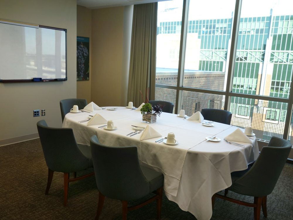 Small Meeting Rooms - Campus Club